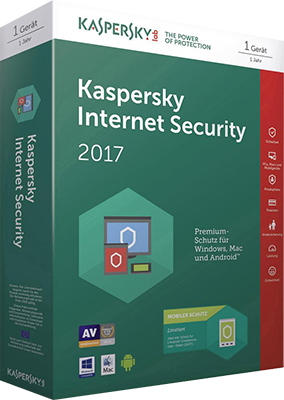 Kaspersky Internet Security 2017 v17.0.0.611.0.1651.0 - ITA