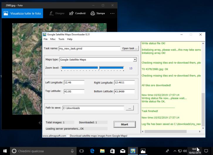 AllmapSoft Google Satellite Maps Downloader 8.31 - ENG