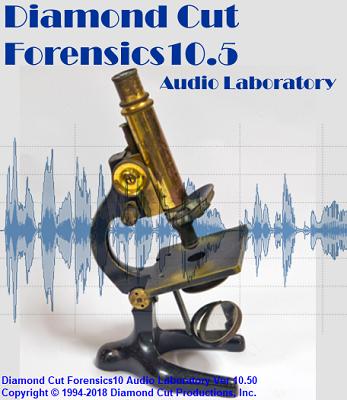 Diamond Cut Forensics10 Audio Laboratory v10.75.1 - Eng