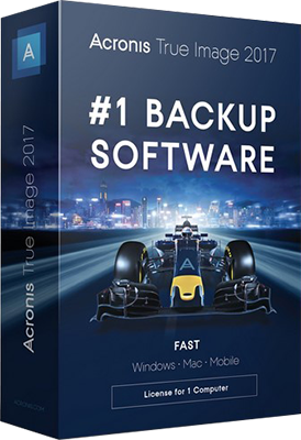Acronis True Image 2017 v20.0 Build 8058 + Boot ISO DOWNLOAD ITA