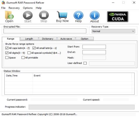 [PORTABLE] iSumsoft RAR Password Refixer 4.1.1 Portable - ENG