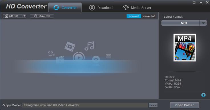 [PORTABLE] Dimo HD Video Converter 4.3.0 Portable - ENG