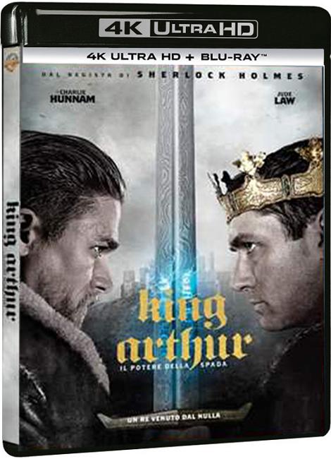 King Arthur - Il potere della spada (2017). Mkv Ultra HD 4K HEVC 1080p THD AC3 ENG AC3 ITA