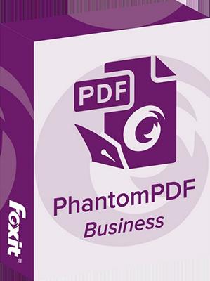 [PORTABLE] Foxit PhantomPDF Business 10.1.4.37651   - Ita