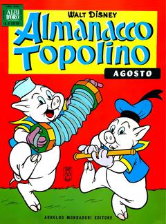 Almanacco Topolino n. 104 (1965)