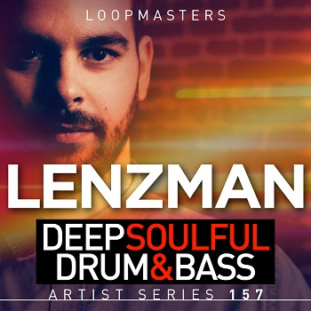 Loopmasters Lenzman Deep Soulful Drum & Bass