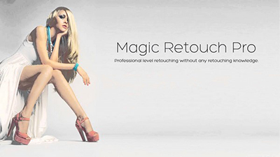 Magic Retouch Pro Plug-in for Adobe Photoshop v4.0 DOWNLOAD ENG