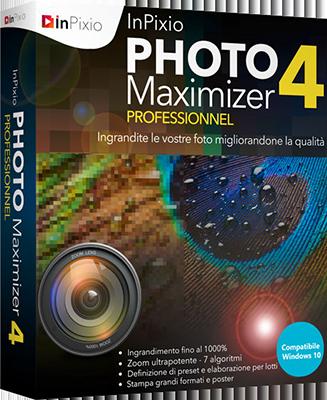 InPixio Photo Maximizer Pro 4.0.6467  - ITA