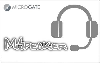 Microgate MiSpeaker v5.0.3.0 - ITA