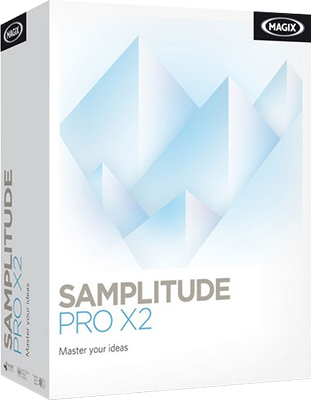 MAGIX Samplitude Pro X2 Suite 13.3.0.256 + Content Pack - ITA