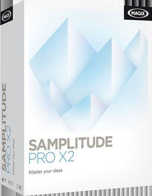 MAGIX Samplitude Pro X2 13.3.0.256 - ITA
