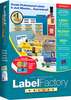 Label Factory 4 Deluxe v4.0.0.4 - ENG