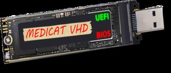 Medicat VHD v21.06 (Windows 11 Dev Build v21996.1) - ENG