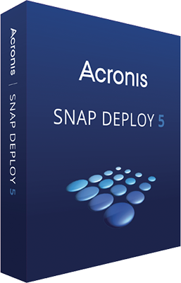 Acronis Snap Deploy v5.0.0.1971 + Boot ISO + WinPE - Ita