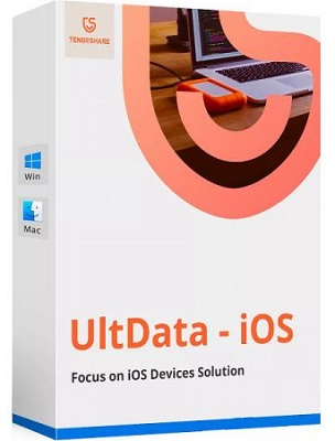 Tenorshare UltData for iOS 8.7.2.7 - ENG