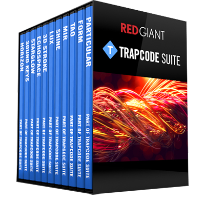 Red Giant Trapcode Suite v14.1.2 64 Bit - Eng