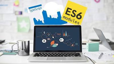 Udemy - Corso Javascript Es6 E Typescript Con React Js Ed Angular 8 - ITA