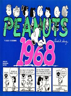 Charles M. Schulz - Peanuts n. 4 II Semestre 1968 (1990)