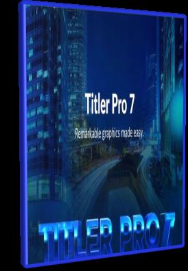NewBlueFX Titler Pro Ultimate 7.0 Build 191114 x64 - ENG