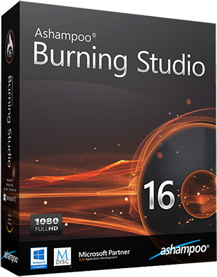 [PORTABLE] Ashampoo Burning Studio v16.0.2.13 - Ita