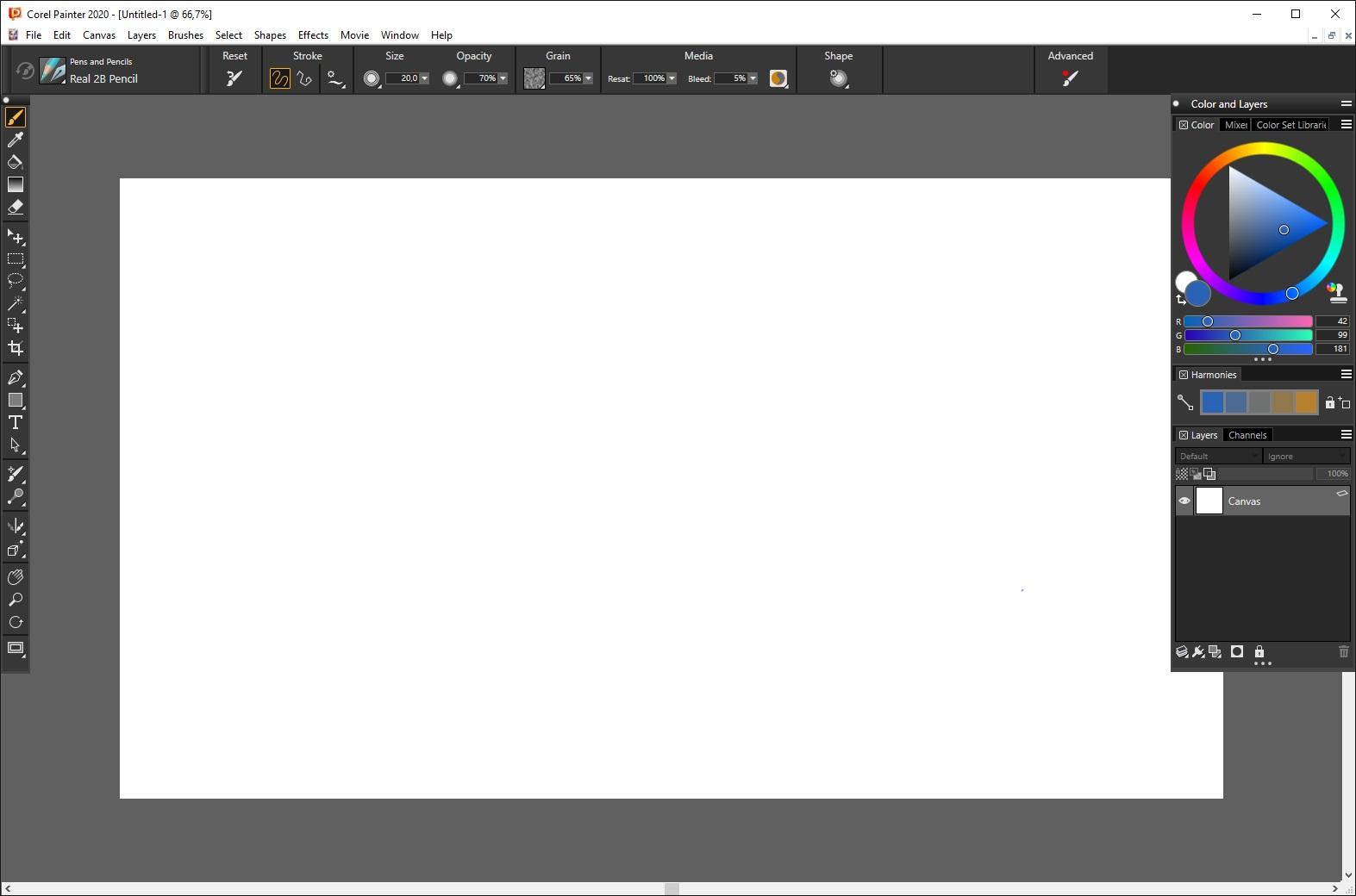 Corel Painter 2020 v20.1.0.285 x64 - ENG