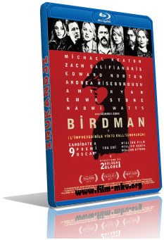Birdman – L'imprevedibile virtù dell'ignoranza (2014) BluRay 1080p Video Untouched MKV ITA DTS/AC3 – ENG DTS-HD MA/AC3 Subs – iTA/ENG