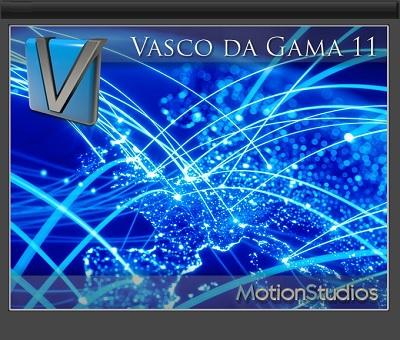 MotionStudios Vasco da Gama 11 HD Professional v11.15 64 Bit - Ita