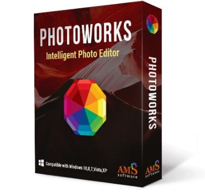 AMS Software PhotoWorks v8.0 - ITA