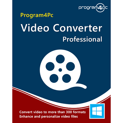 Program4Pc Video Converter Pro 10.3.0 - ITA