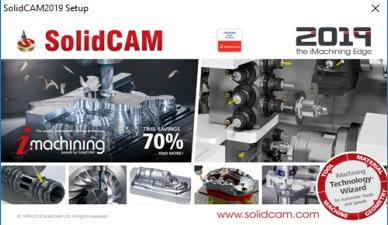 SolidCAM/CAD 2019 SP2 Standalone x64 - ITA