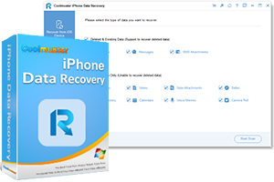 Coolmuster iPhone Data Recovery 3.1.5 - ENG
