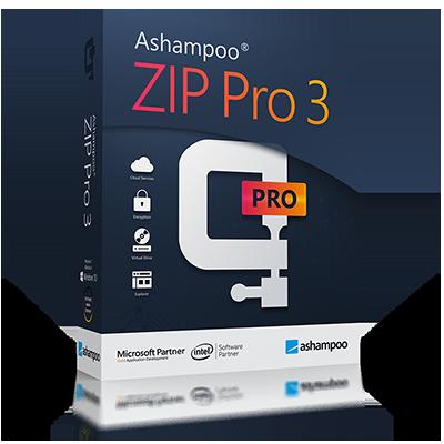 Ashampoo ZIP Pro v3.0.2 - ITA