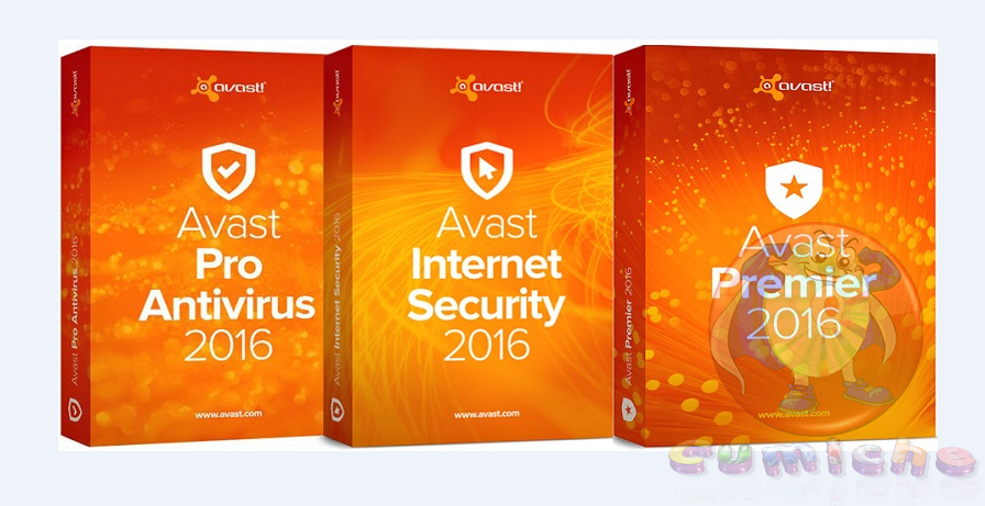 avast! Pro Antivirus / Internet Security / Premier 2016 11.2.2729