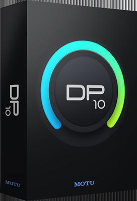 MOTU Digital Performer v10.11.83650 - Eng
