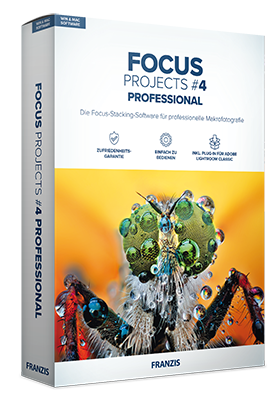 Franzis FOCUS Projects Professional v4.42.02821 - ENG