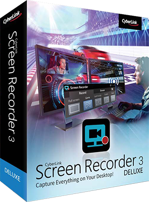 CyberLink Screen Recorder Deluxe 3.0.0.2774 - ITA
