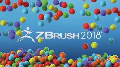 Pixologic ZBrush 2018.1 x64 - ENG