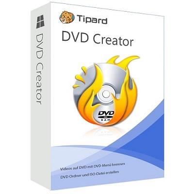 [PORTABLE] Tipard DVD Creator 5.2.68 Portable - ENG