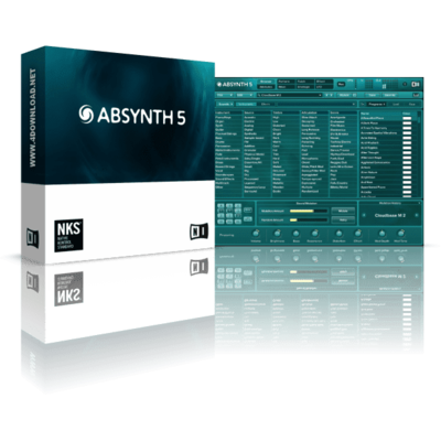 Native Instruments Absynth 5 v5.3.4 - ENG