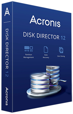 Acronis Disk Director v12.0 Build 3270 + Boot CD - Ita