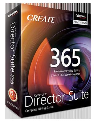 CyberLink Director Suite 365 v8.0 x64 - ITA