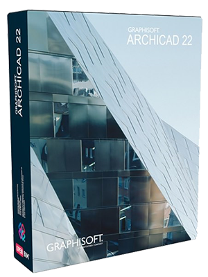ArchiCAD v22 Build 3006 64 Bit - Eng