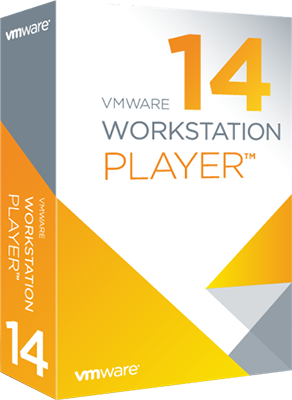 VMware Workstation Player 14.1.2-8497320 Commercial 64 Bit - ENG
