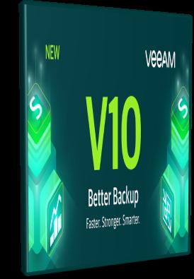 Veeam Backup & Replication v10.0.0.4461 x64 - ENG