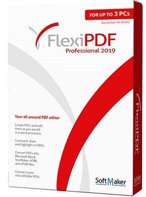 SoftMaker FlexiPDF 2019 Professional v2.0.2 - ITA