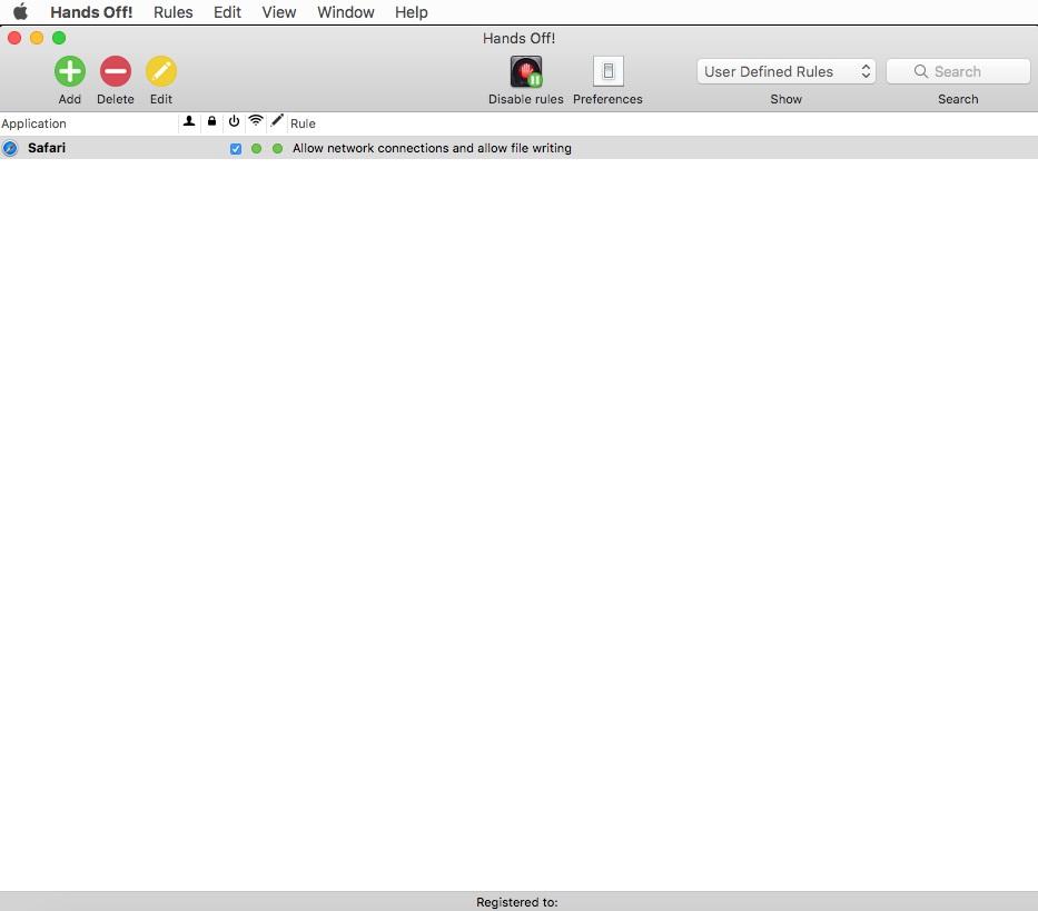 [MAC] Hands Off! 4.0.1 MacOSX - ENG