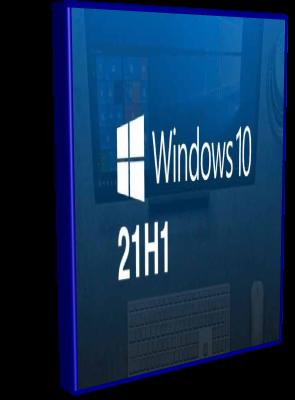 Microsoft Windows 10 Pro 21H1 - Ottobre 2021 - ITA