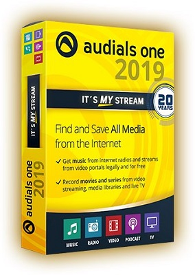 Audials One Platinum 2019.0.7100.0 - ENG