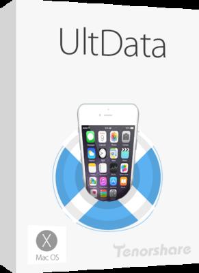 [MAC] Tenorshare UltData 9.2.1.4 macOS - ENG