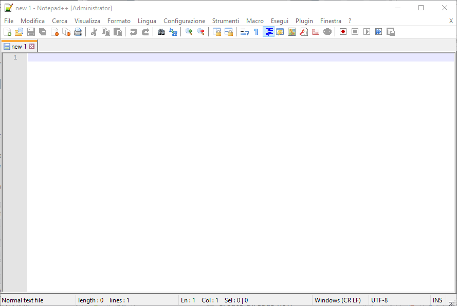 Notepad   v7.8.2 - ITA